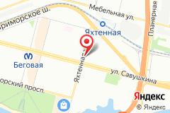 Санкт-Петербург, ул. Яхтенная, д. 5, к. 1