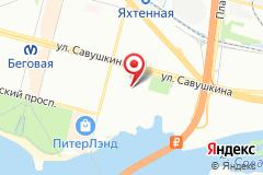 Санкт-Петербург, ул. Яхтенная, д. 3, к. 2