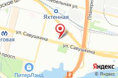 Санкт-Петербург, ул. Савушкина, д. 125, к. 1