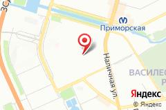 Санкт-Петербург, ул. Наличная, д. 32, к. 2,