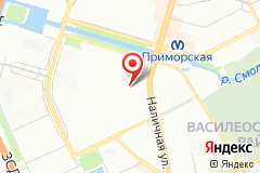 Санкт-Петербург, ул. Наличная, д. 34, к. 2