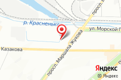 Санкт-Петербург, пр. Маршала Жукова, 23г