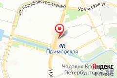 Санкт-Петербург, ул. Наличная, д. 49