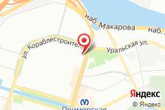Санкт-Петербург, ул. Наличная, д. 48, к. 1