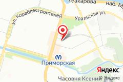 Санкт-Петербург, пер. Каховского, д. 12, офис 17