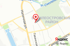 Санкт-Петербург, ул. Гаванская, д. 53