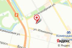 Санкт-Петербург, ул. Ильюшина, д. 15, к. 3, лит. А