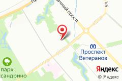Санкт-Петербург, просп. Ветеранов, 35