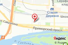 Санкт-Петербург, ул. Савушкина, д. 103