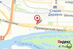 Санкт-Петербург, ул. Савушкина