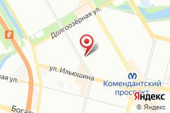 Санкт-Петербург, проспект Авиаконструкторов, 5, к. 2