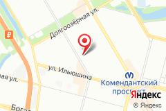Санкт-Петербург, пр. Авиаконструкторов, д. 5, к. 2