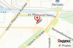 Санкт-Петербург, ул. Маршала Казакова, д. 1