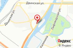 Санкт-Петербург, Набережная реки Екатерингофки, д. 29-31