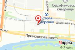 Санкт-Петербург, ул. Савушкина, 85