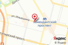 Санкт-Петербург, ул. Ильюшина, д. 8 литер А помещение 18 Н