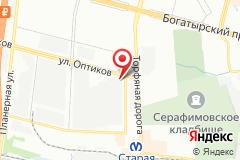Санкт-Петербург, ул. Оптиков, д. 4А
