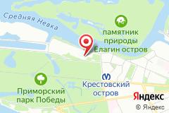 Санкт-Петербург, наб. Мартынова, д. 38, лит. А