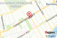 Санкт-Петербург, Средний проспект д.85, пом.82 Н