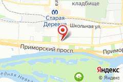 Санкт-Петербург, аллея Липовая, д. 9, лит. А