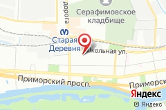 Санкт-Петербург, ул. Школьная, д. 70