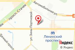 Санкт-Петербург, пр. Ленинский, д. 122 к. 1