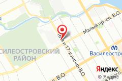 Санкт-Петербург, 17 линия В.О., д. 52, к. 2, оф. 20