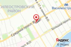 Санкт-Петербург, 21-я линия В.О., д. 16, к. 2, лит. В
