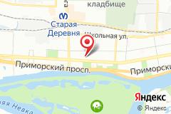 Санкт-Петербург, ул. Савушкина, д. 73/50