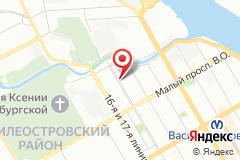 Санкт-Петербург, 14-линия В.О., д. 91