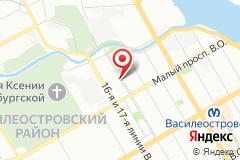 Санкт-Петербург, 15-я линия В.О., д. 74