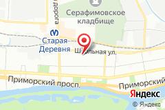 Санкт-Петербург, ул. Школьная, д. 66