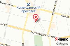 Санкт-Петербург, ул. Туполевская, д. 4
