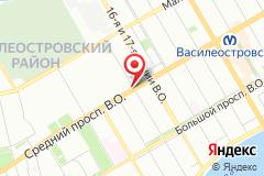 Санкт-Петербург, Средний проспект В.О.