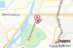 Санкт-Петербург, ул. Лифляндская, д. 6, лит .М