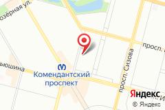 Санкт-Петербург, ул. Уточкина, д. 3, к. 2