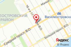 Санкт-Петербург, пр. Средний, ВО, 69 Б