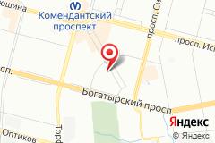Санкт-Петербург, пр. Комендантский, д. 4, лит. А