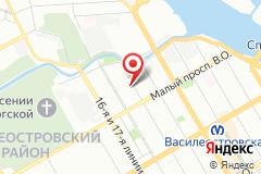 Санкт-Петербург, 13-я линия В.О., д. 70