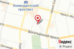 Санкт-Петербург, пр. Комендантский, д. 4А