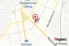 Санкт-Петербург, ул.   Краснопутиловская, д. 14 к. 12