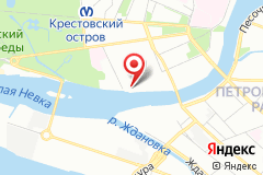 Санкт-Петербург, пр. Динамо, д. 44 лит. Б