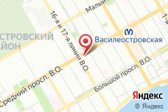 Санкт-Петербург, пр. Средний В.О., д. 60-62