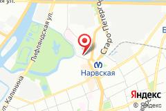 Санкт-Петербург, ул. Перекопская, д. 5