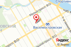 Санкт-Петербург, 11-я Линия В.О., д. 40