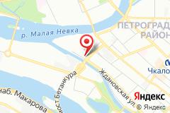 Санкт-Петербург, ул. Ждановская, д. 43