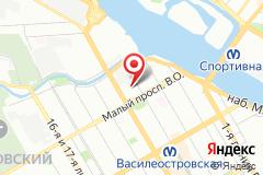 Санкт-Петербург, 6-я линия В.О., д. 76