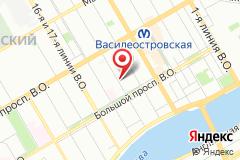 Санкт-Петербург, 12-я линия В.О., д. 13