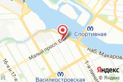 Санкт-Петербург, пр. Малый В.О., д. 4