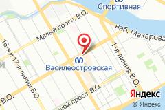 Санкт-Петербург, пр. Средний В. О., д. 28